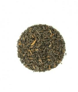 Yunnan thé noir biologique