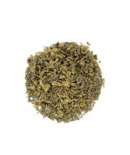 Thé vert menthe biologique