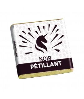Napolitain noir pétillant